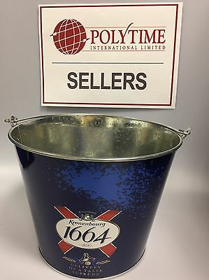 2 kronenbourg Beer Bucket Ice Buckets Bar Bucket Gift