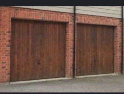2 x Hormann Electronic Garage Doors - Cash Only on Pick Up
