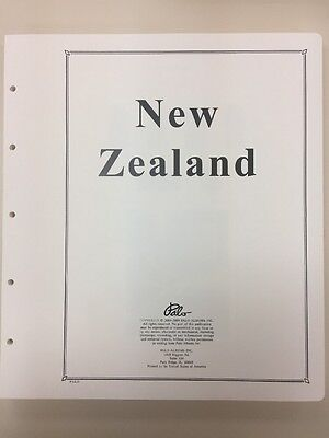 New Zealand Palo Albums Premium Colored Illustrated Pages