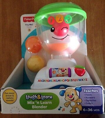 Fisher Price Toy Blender