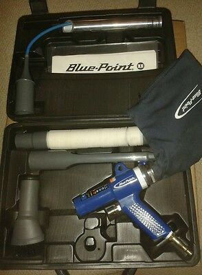 Bluepoint air vacuum from Snap On