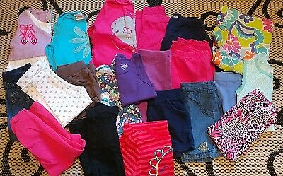 lot of girls clothing 18 -24 months spring ,summer.