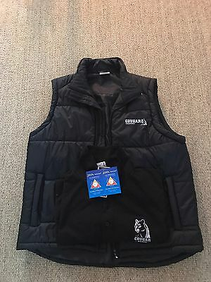 Brand New Cougar Vest With Polo