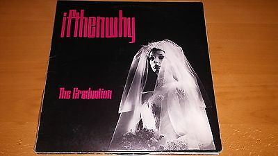 IFthenWHY-The Graduation EP Private Press Vinyl Record LP