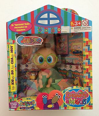 Mexican Toy Doll Original Distroller Churro Sealed Box