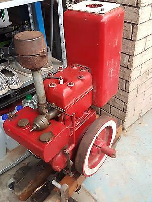 """Vintage Bartram  Stationary Engine """"Great Condition"""""""