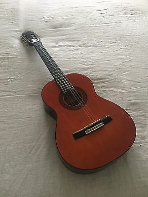 Guitar Valencia - 3/4 Size - Great First Guitar With Cover