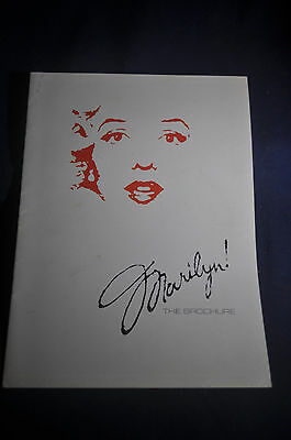 1983 Marilyn the Musical - Brochure *MARILYN MONROE*