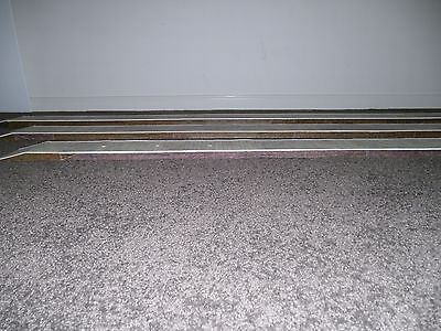 OO / HO scale Station Platforms x 3