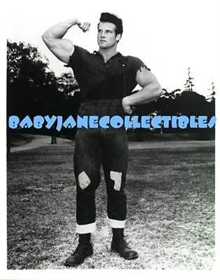 STEVE REEVES photo #14 RARE LITTLE LIL ABNER MUSCLE (bw-N)