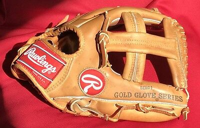 Rawlings Rare USA PRO-SPT Heart of the Hide HOH Horween Baseball Gold Glove Mitt