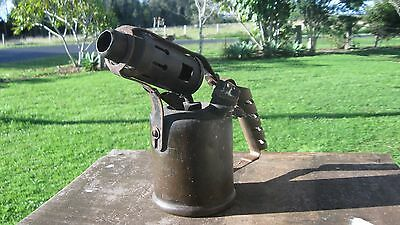 Vintage Monitor No 26 Blow Torch Made In England
