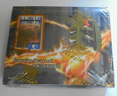 Fleer SkyBox 1997 MARVEL PREMIUM QFX Trading Card Box  SEALED