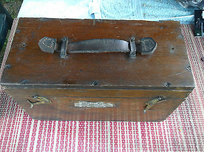 ww2 raf spitfire hurricane gunsight box good condition