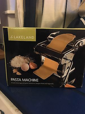 Lakeland Pasta Making Machine