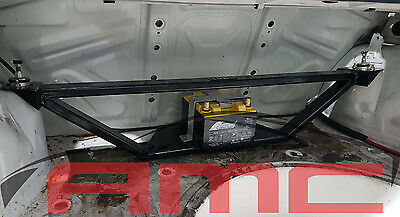 Bmw E30 Rear Boot Brace Kit With Battery Tray & Diff Supports, M3, 325Is, Turbo