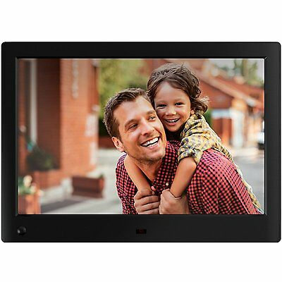 NIX Advance - 10 inch Widescreen Digital Photo & HD Video 720p Frame X10H