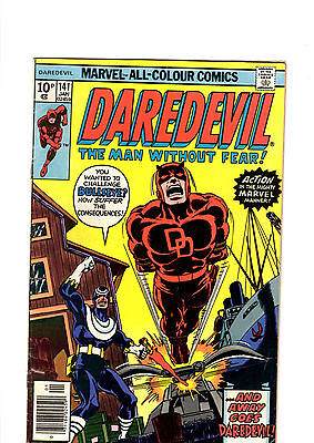 Daredevil (1964 1st Series) #141 VG/FN