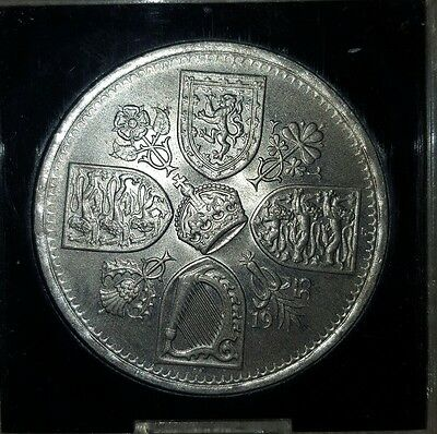 Five Shilling Coin 1953 Coronation