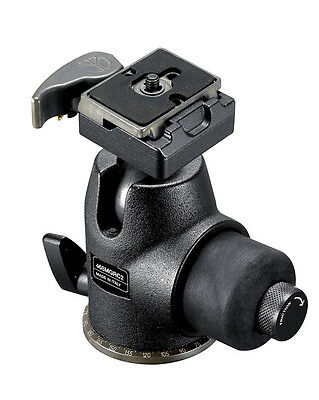 Manfrotto 468MGRC2 Hydrostatic Ball Head with RC2 QR, No Fees, EU seller, NEW!