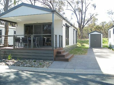 Relocatable 3brm, Quality Built Mobile Home.FULLY Furnished INCLUDES Shed.Echuca