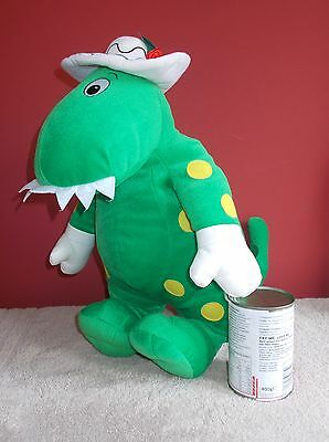 The Wiggles Large Singing Dorothy The Dinosaur 45 Cm High Soft Toy