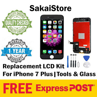 For iPhone 7 Plus LCD Touch Screen Replacement Digitiser Display Assembly