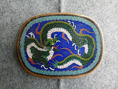 Japanese and Chinese Cloisonne Items.