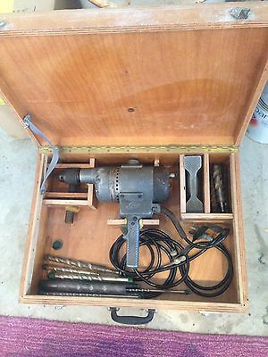 Stanley Hammer Drill, Collectable,Vintage Old School Drill,