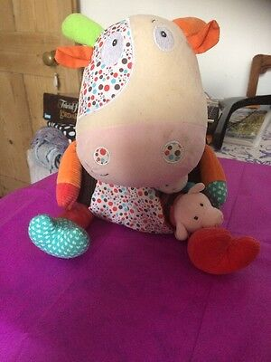 Piggy Soft Toy With Friends Pre Loved