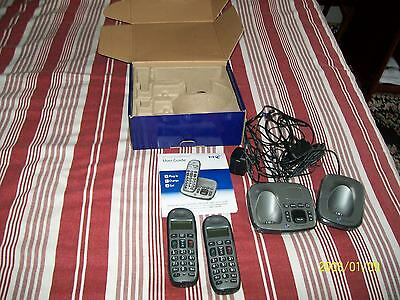 Cordless phones BT XD8500 with answer machine