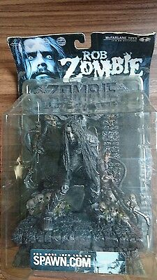 Rob Zombie Super Stage action figure by McFarlane Toys