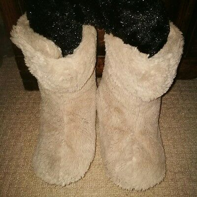 fat face size 8 well worn slippers