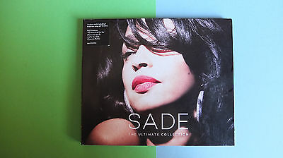 CD SADE THE ULTIMATE COLLECTION - 2CD,s + DVD