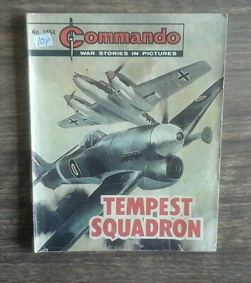 commando war stories in pictures. no.1554. Tempest Squadron.