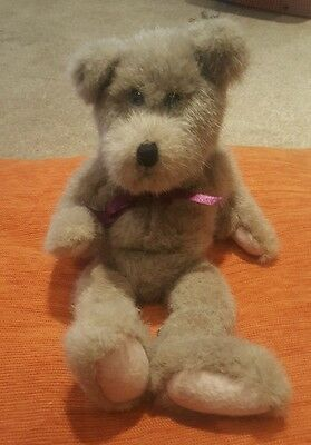 The Boyds Collection J.B. Bean Series 1985-95 Teddy Bear Soft Toy - Ages 5 & Up