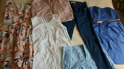 Womens summer clothes Size 10 - 12 Job lot