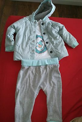 boys ted baker outfit 12 18 months