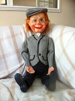 Mr Parlanchin Puppet Ventriloquist Doll Rare In This Condition Fully Working.
