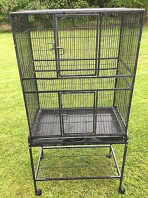 Large Bird/chinchilla Cage With Stand