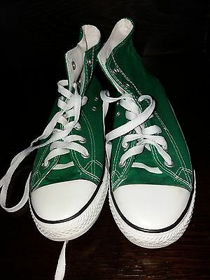 Converse Green Men's Trainers Size 9.5