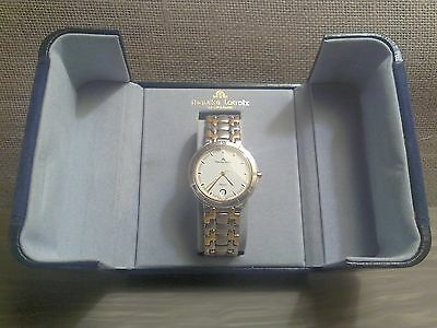 Maurice Lacroix Sapphire Crystal Mens Watch