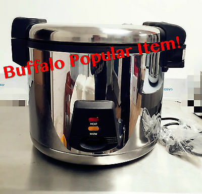 Popular Rice Cooker Buffalo 6 Litre Large Capacity Commercial Rice Cooker