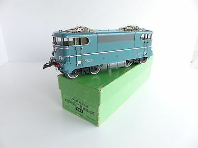 Hornby Meccano Locomotive Electrique Tnb Bb 9201 20 Volts Echelle O