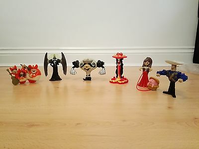 6 Mcdonalds 2014 Book of Life Happy Meal Toys.