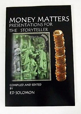 Money Matters by Ed Solomon and Leaping Lizards - 2010 OOP Limited Run New