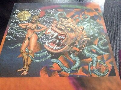 The Flesh Volcano Mega Rare.12.inch.foets/Marc Almond Different Sleeve.-slut-