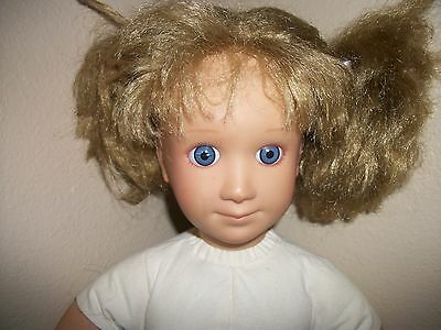 1986 Worlds of Wonder Pamela Living Doll with Voice Card