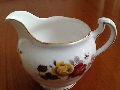 Vintage Colclough Bone China Milk Jar