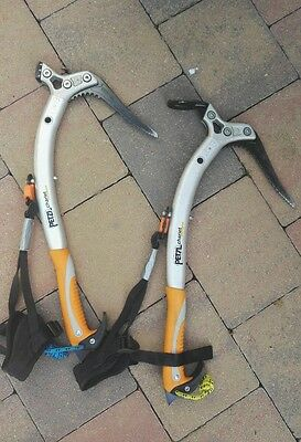 Petzl Quark Ice Axe and Hammer
